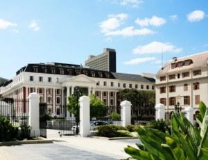 Regierung in Kapstadt