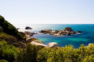 Meer, Kap der guten Hoffnung