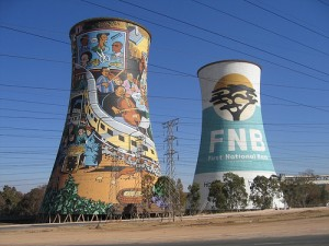 Orlando Tower, Soweto